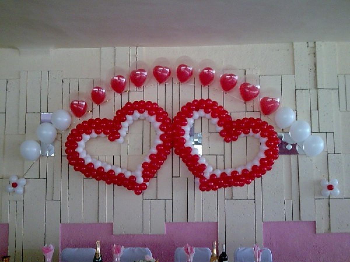 Сердце на свадьбу с